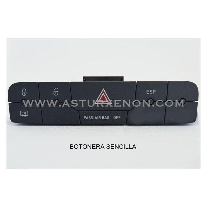 Botonera Ibiza 6J Sencilla